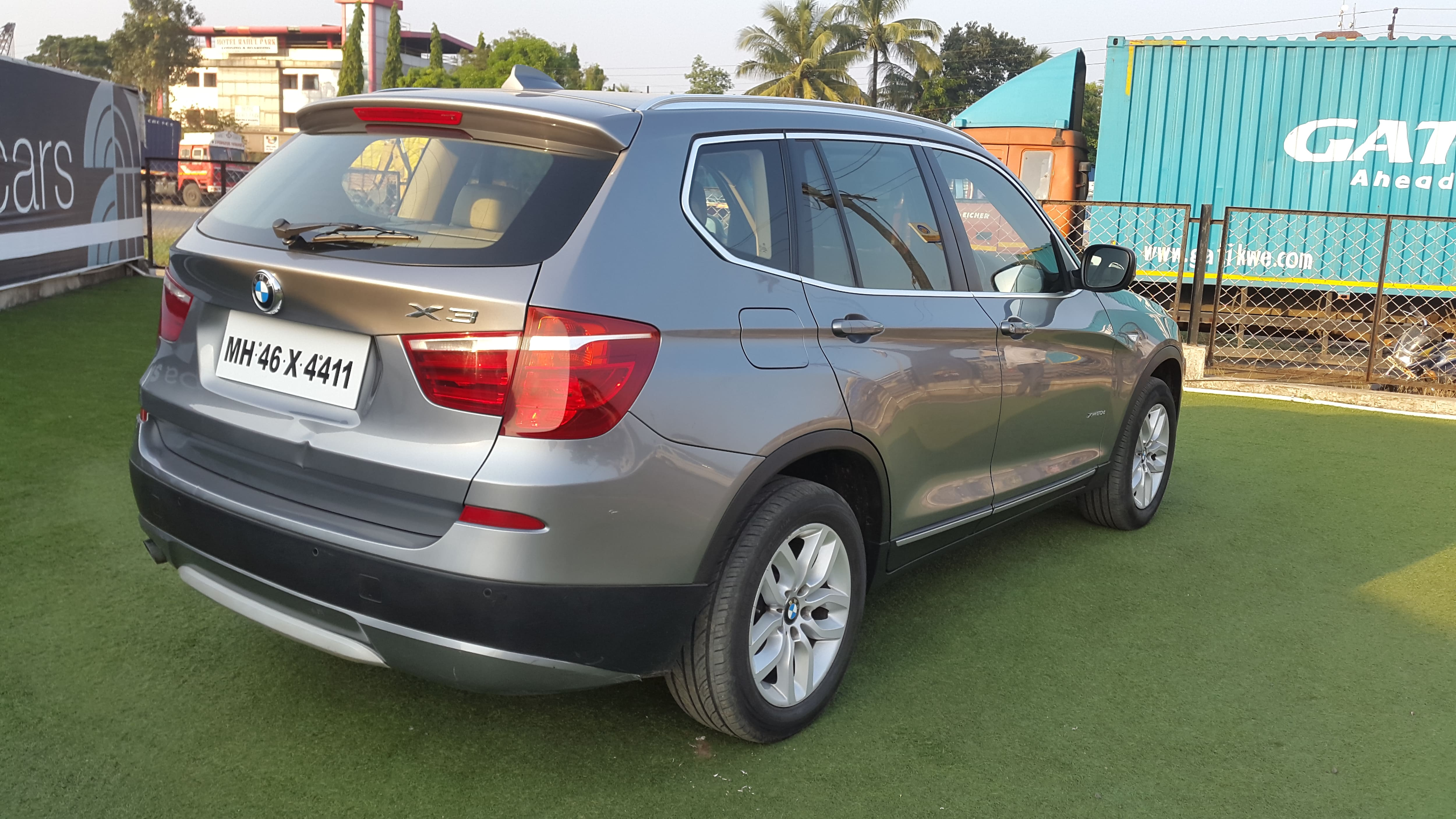 Bmw X3 Price In Pune