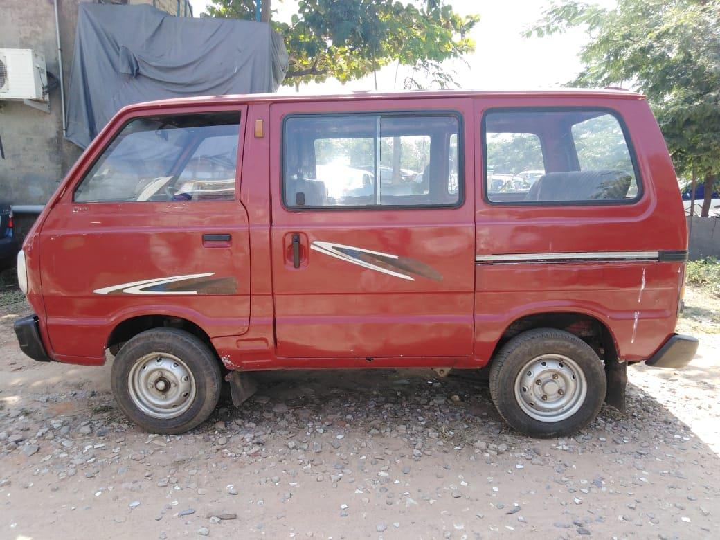 Maruti Omni 8 Seater BSII