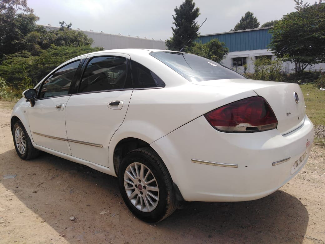 Fiat Linea 2008-2011 Emotion (Diesel)