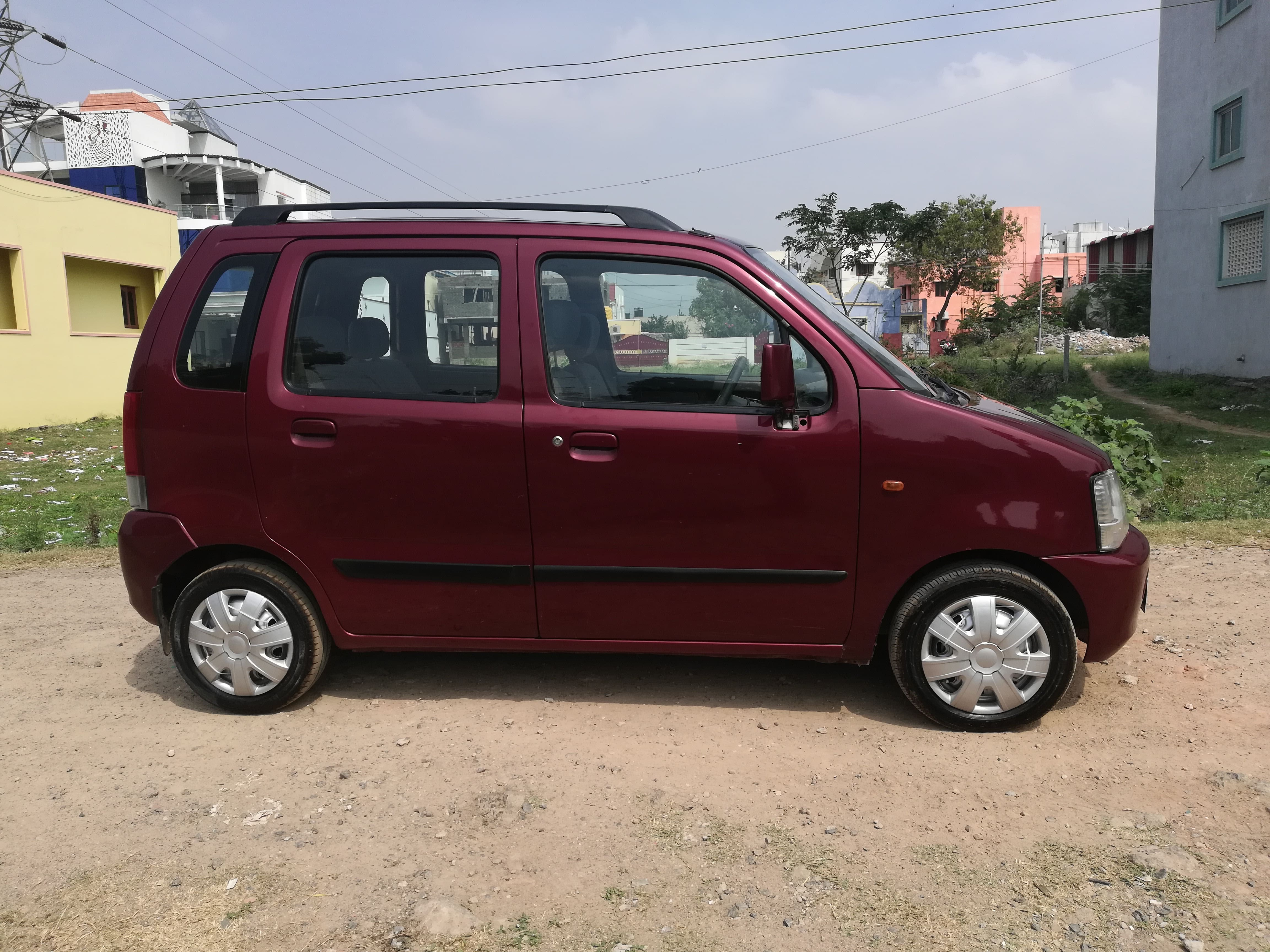 Maruti Wagon R 1999-2006 LXI