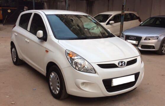 Hyundai i20 2008-2010 Magna