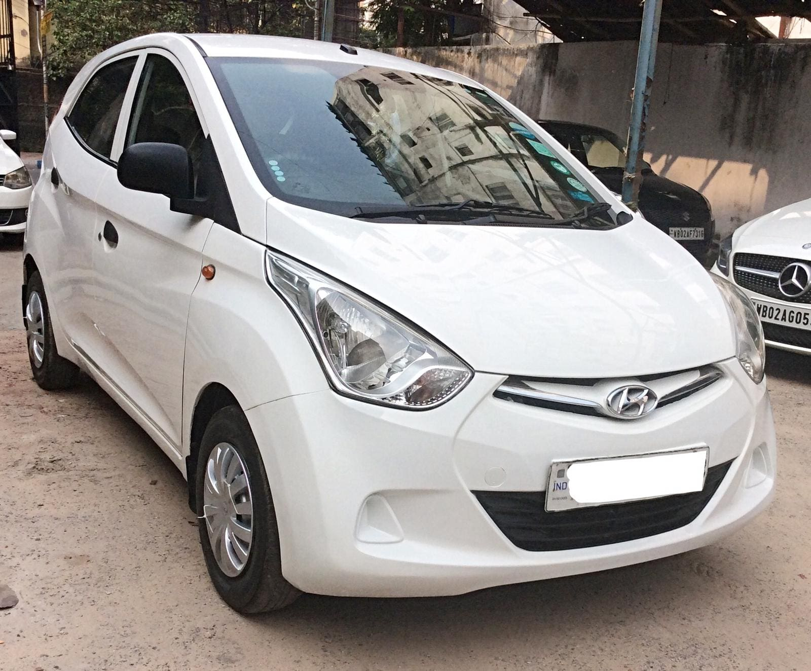 Hyundai EON Era Plus