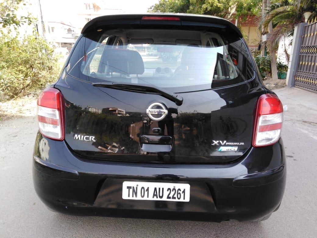 Nissan Micra 2010-2012 Diesel XV