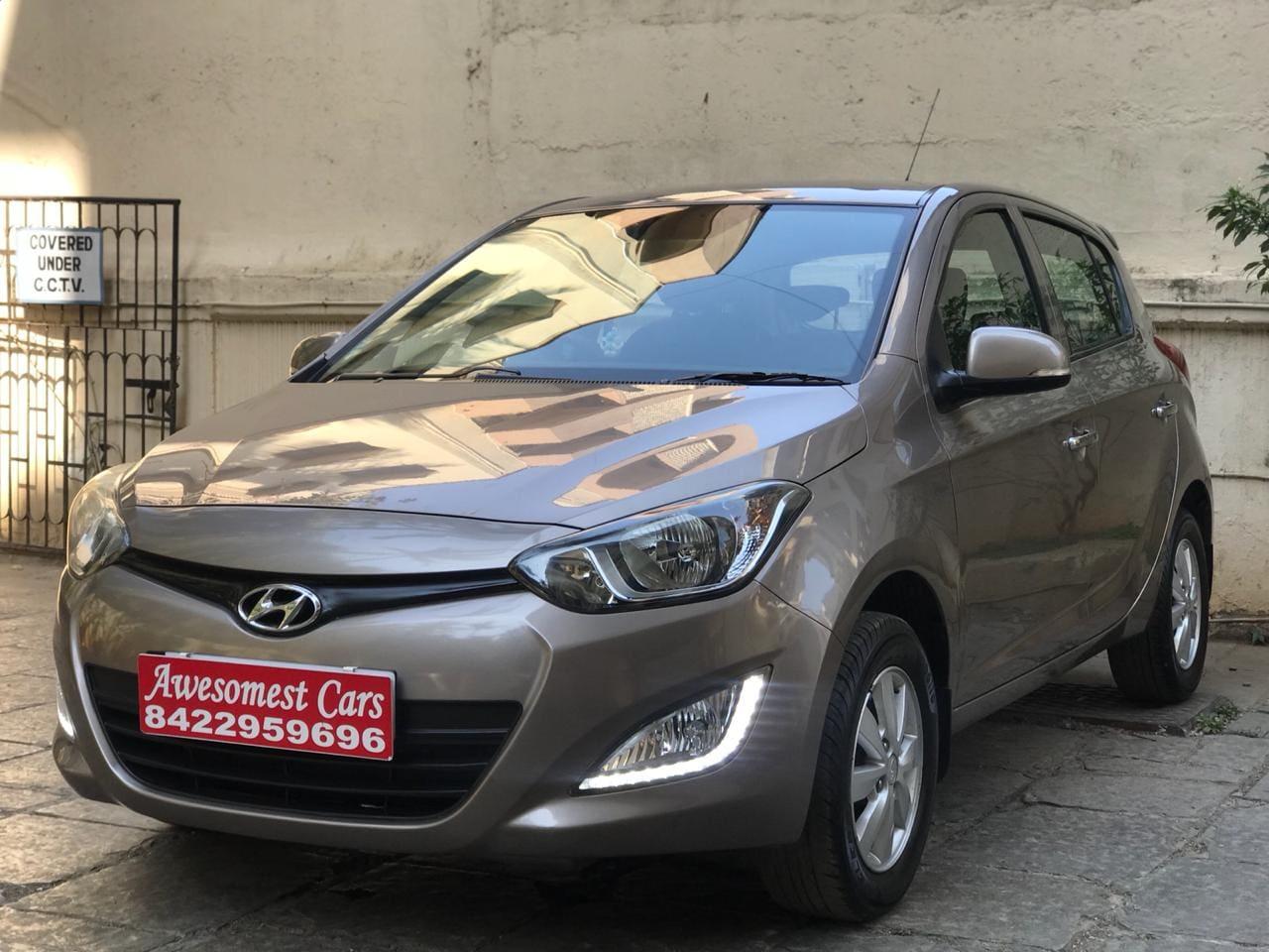 i20 2012 used car