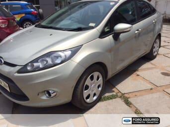 Ford Fiesta 2011-2013 Diesel Trend
