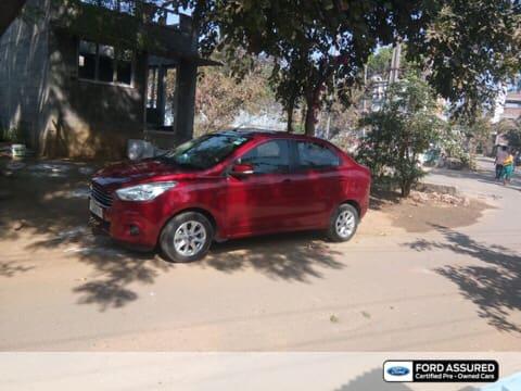 Ford Aspire Titanium Diesel