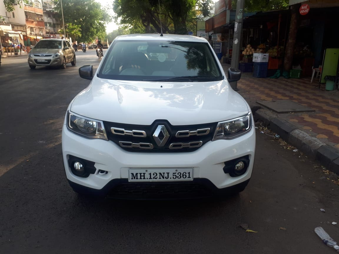 Used Renault Kwid 10 Rxt Optional
