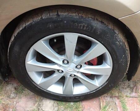 Hyundai Verna 2011-2015 1.6 SX CRDi (O)