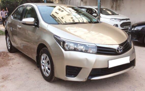 Toyota Corolla Altis 2013-2017 JS MT