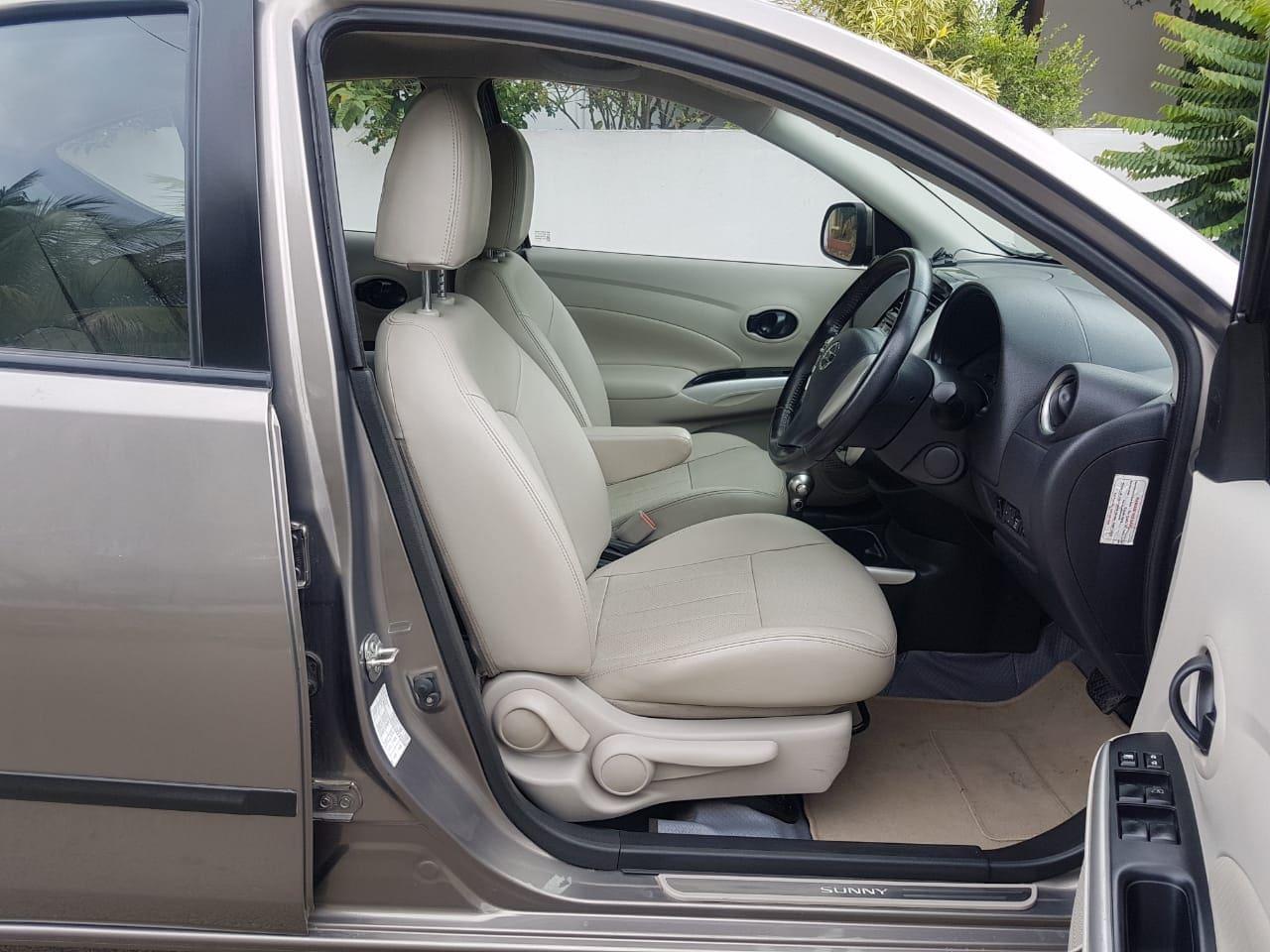 Nissan Sunny 2011-2014 AT
