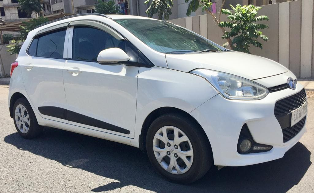 Hyundai Grand i10 2013-2016 CRDi SportZ Edition