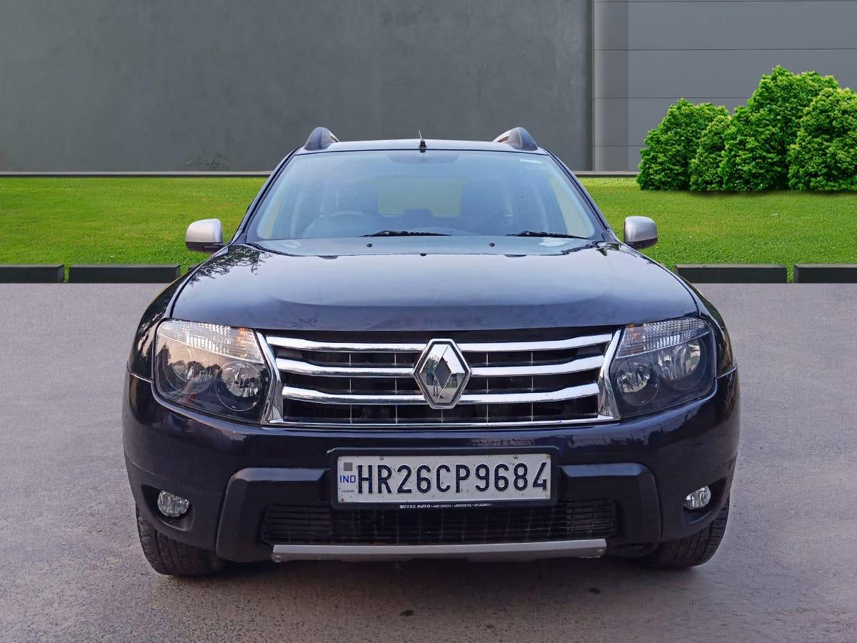 Renault Duster 2012-2015 110PS Diesel RXZ Optional with Nav