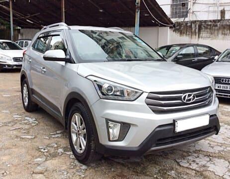 Hyundai Creta 1.6 SX Diesel