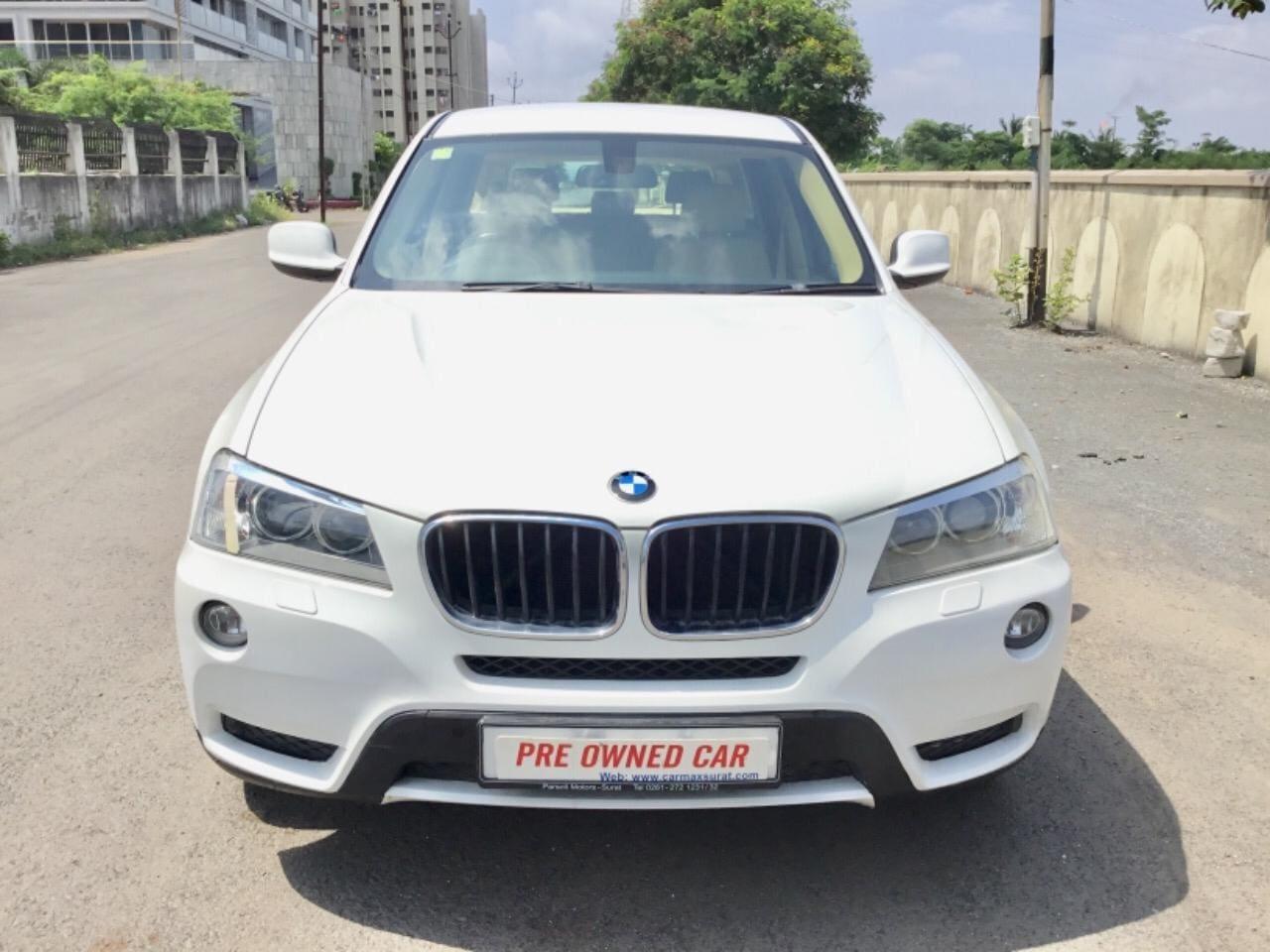 BMW X3 2011-2013 xDrive20d