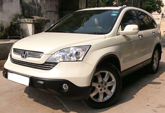 Honda CR-V 2007-2013 2.4 MT