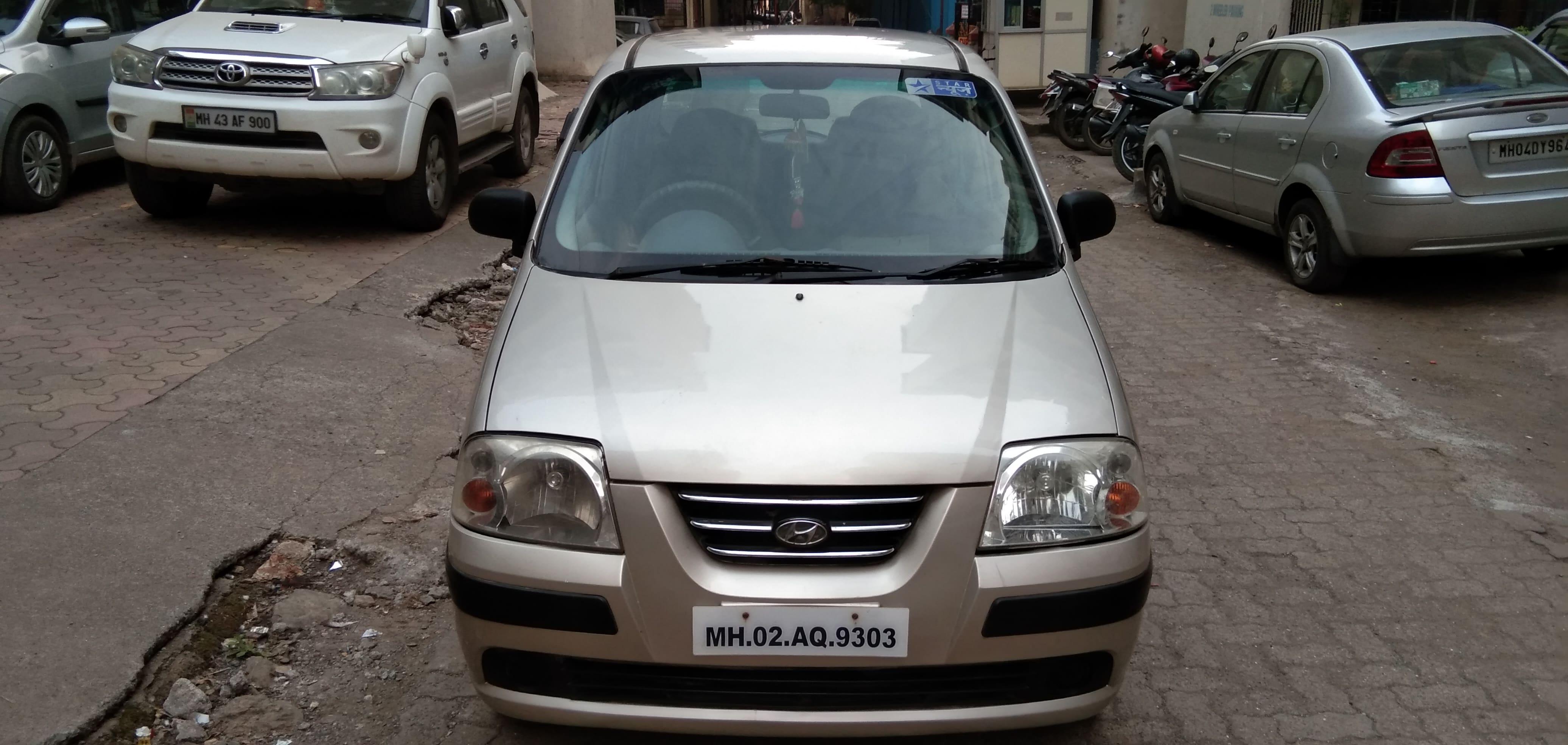 Hyundai Santro Xing XO eRLX Euro II