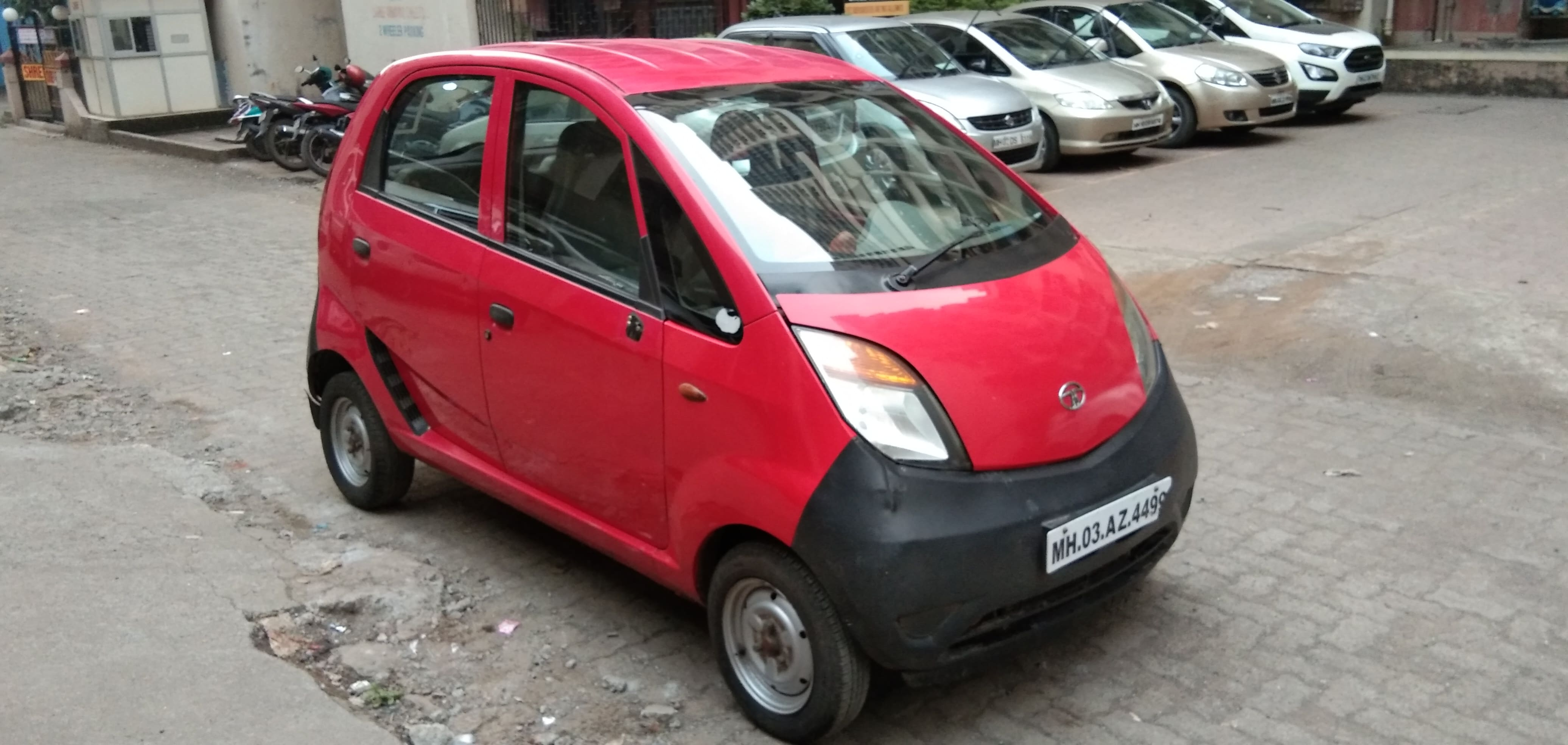 Tata Nano 2009-2011 Cx BSIV
