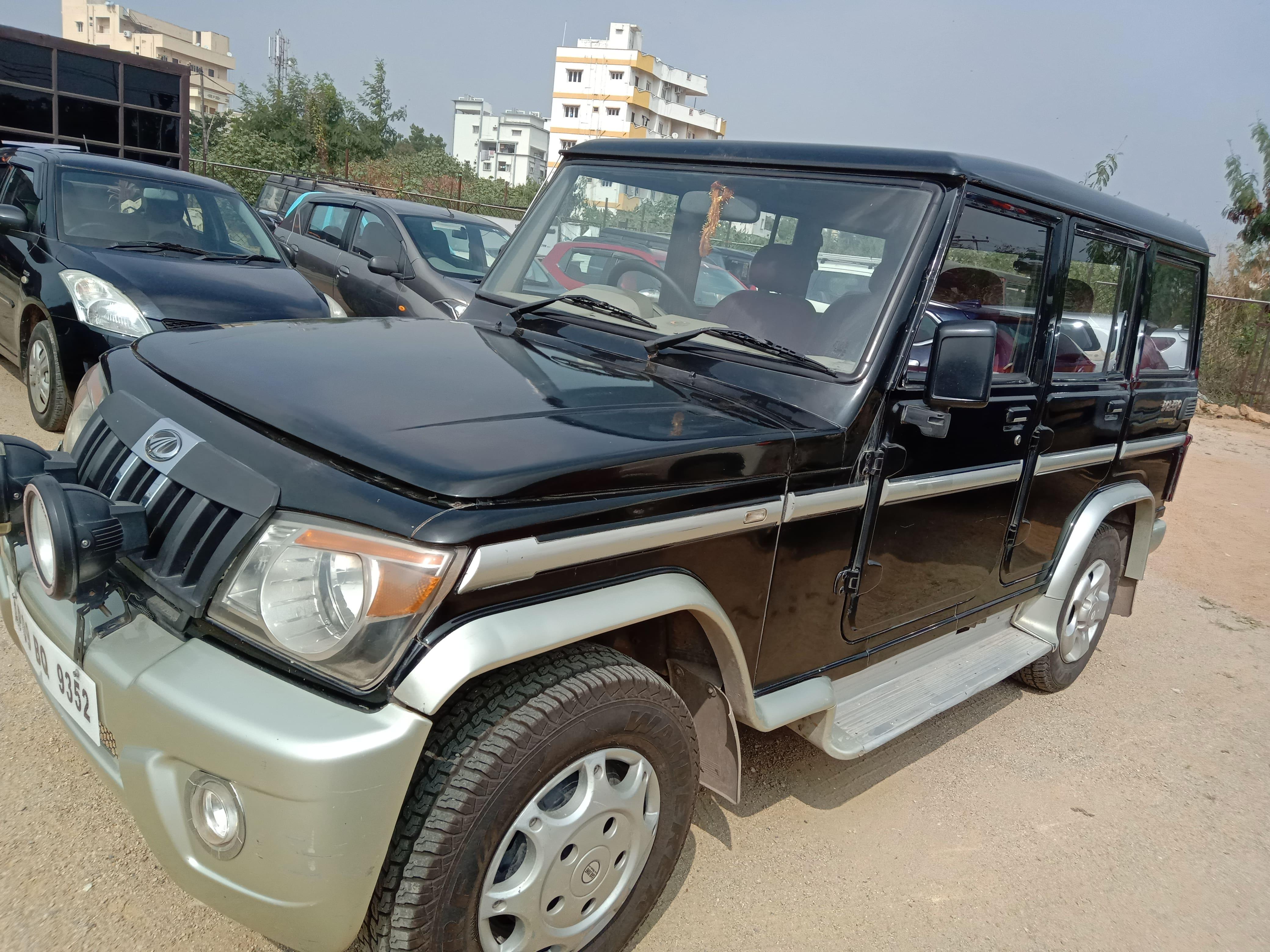 Mahindra Bolero 2001-2011 SLX 2WD