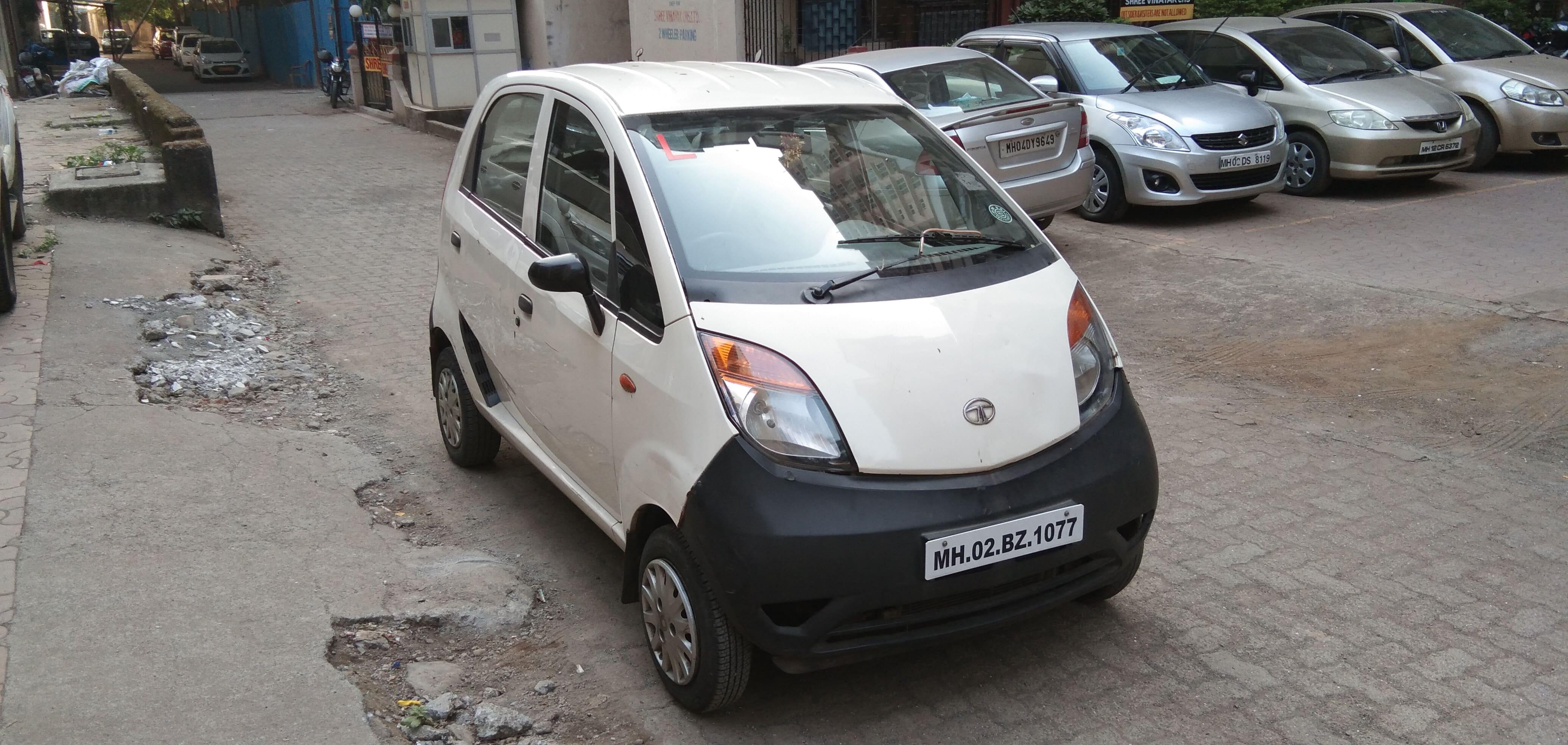 Tata Nano 2009-2011 Cx BSIII