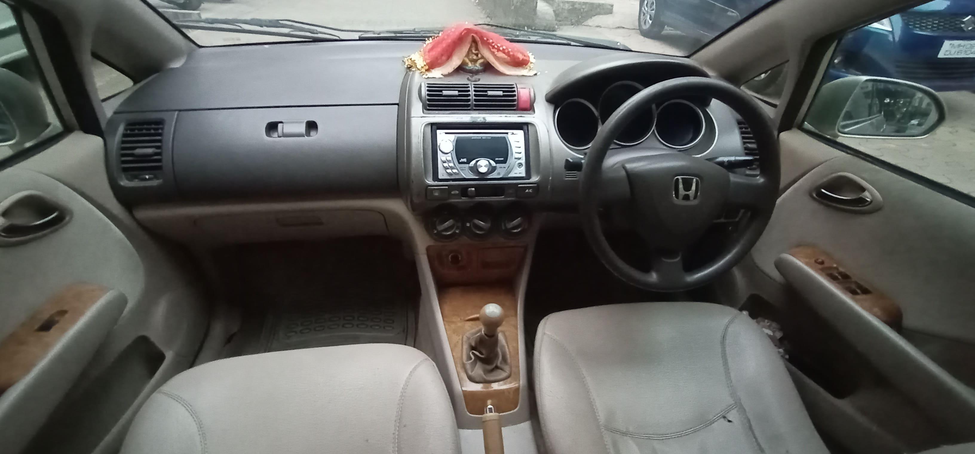 Honda City 2003-2005 1.5 GXI