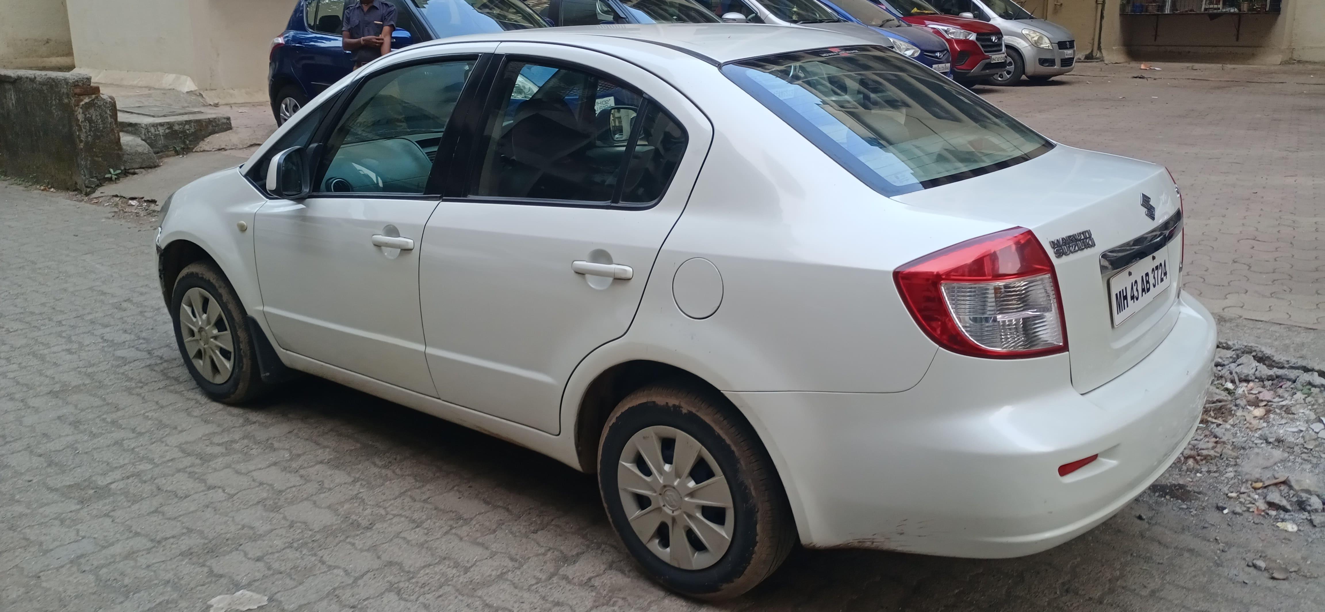 Maruti SX4 2007-2012 Vxi BSIII