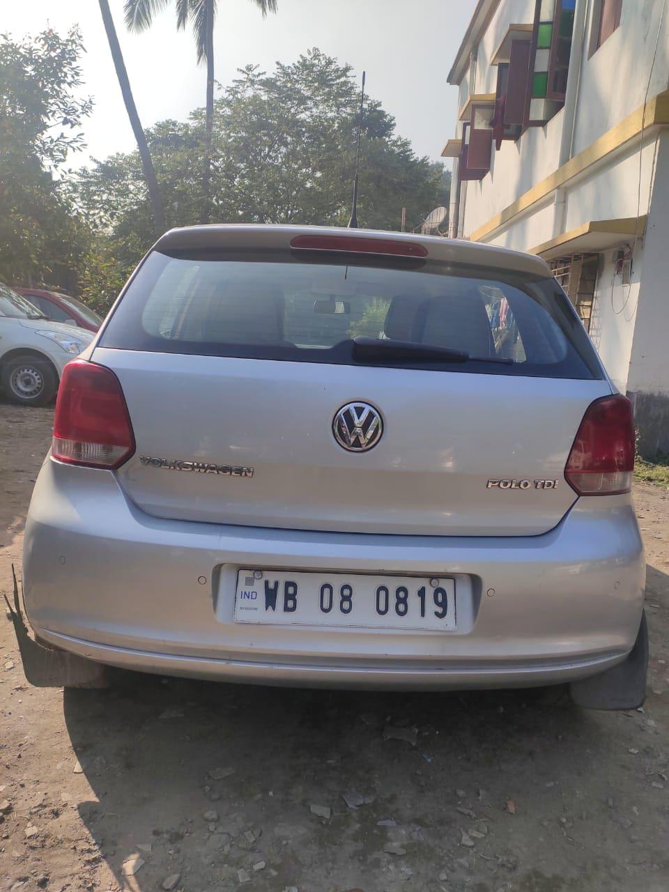 Volkswagen Polo 2009-2013 Diesel Highline 1.2L