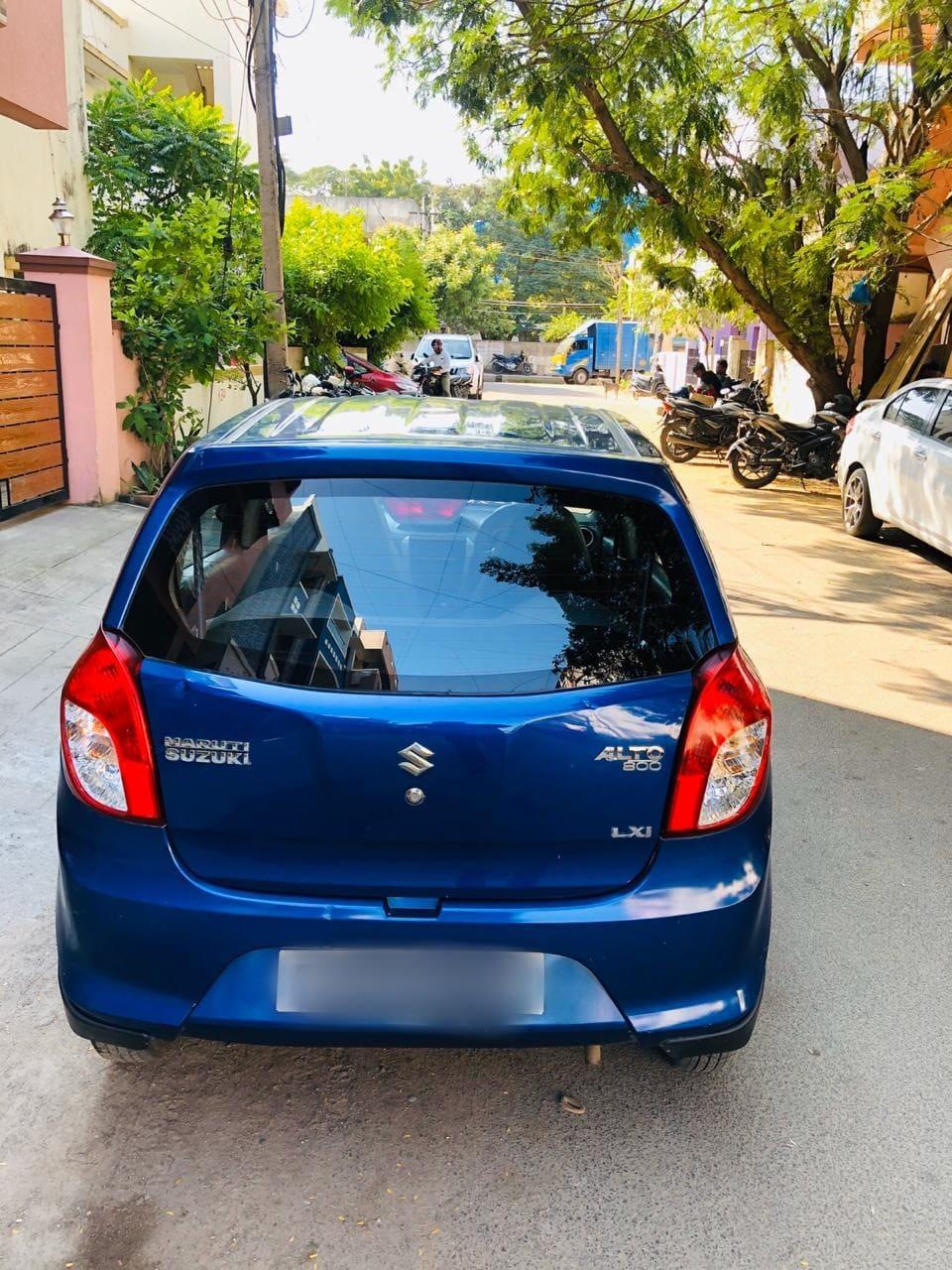 Maruti Alto 800 2012-2016 VXI