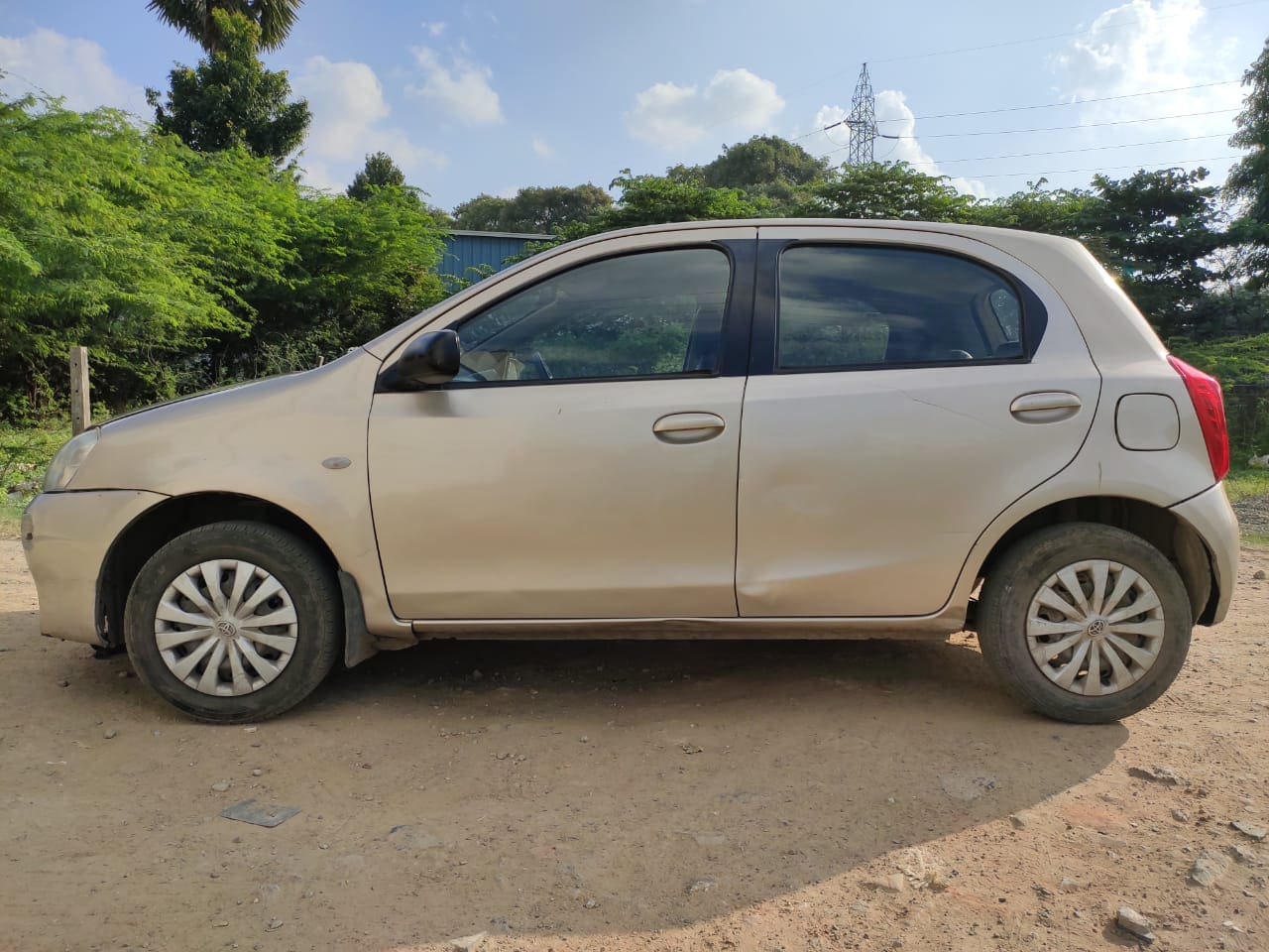 Toyota Etios Liva 2013-2014 Diesel