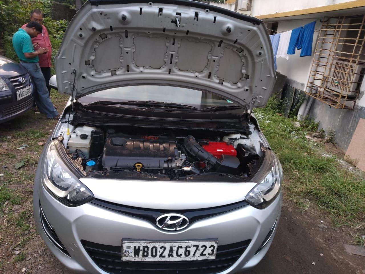 Hyundai i20 2010-2012 1.4 CRDi Magna