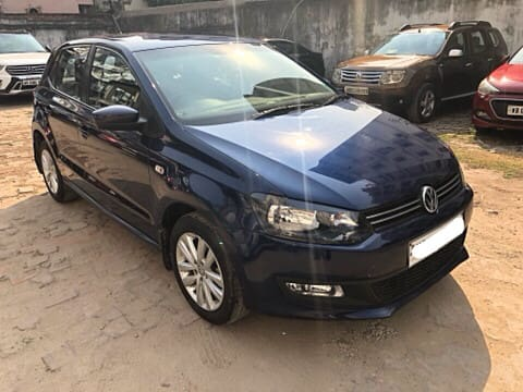 Volkswagen Polo 2013-2015 1.2 MPI Highline