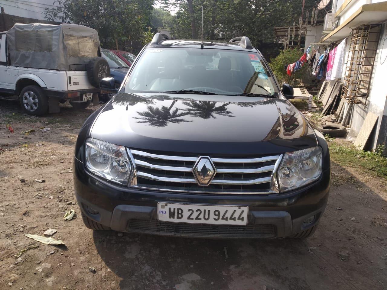 Renault Duster 2012-2015 110PS Diesel RxZ