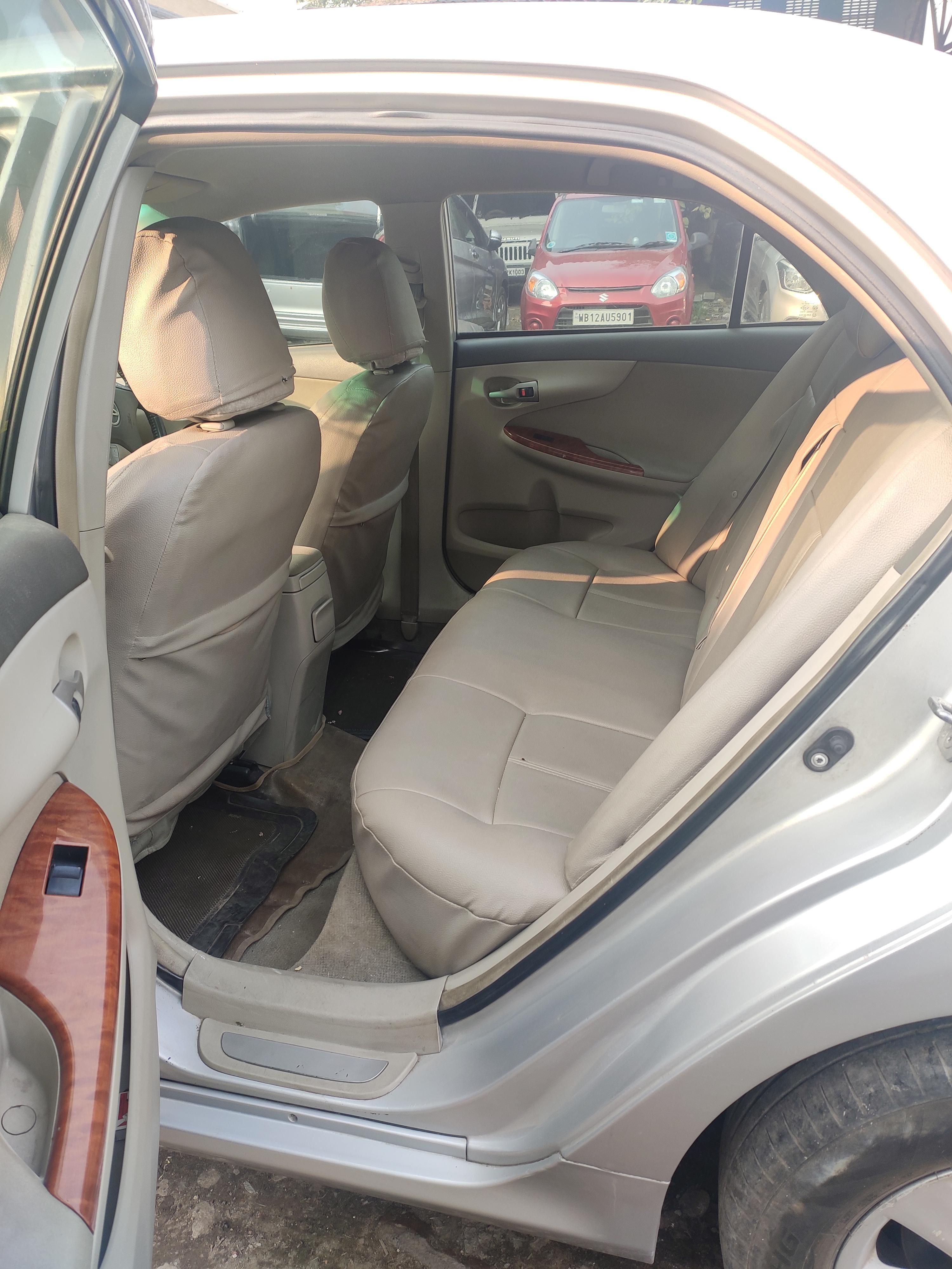 Toyota Corolla Altis 2008-2013 Diesel D4DG