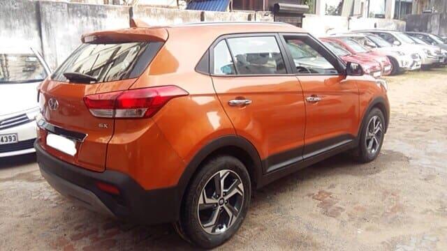 Hyundai Creta 1.6 SX Option Executive Diesel
