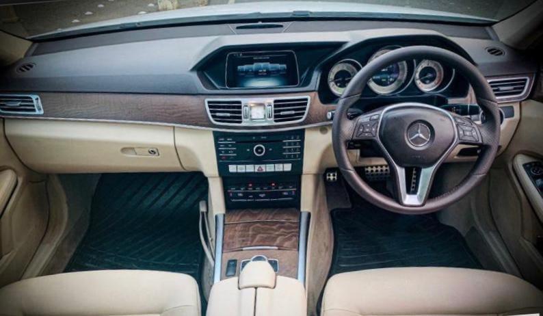 Mercedes-Benz E-Class 2009-2013 E250 CDI Avantgarde
