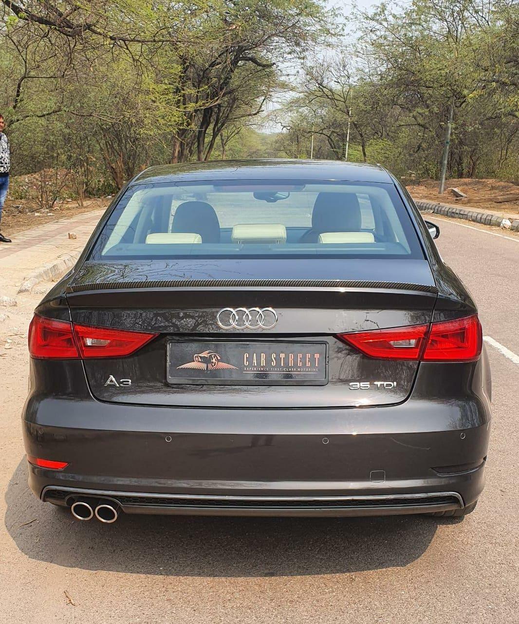 Audi A3 2014-2017 35 TDI Premium Plus