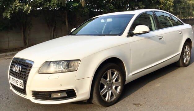 Audi A6 2009-2011 2.7 TDI