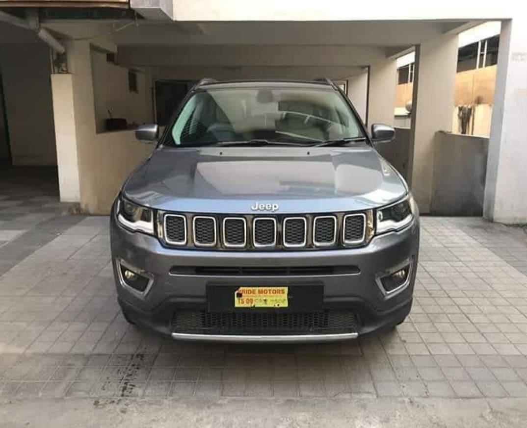Jeep Compass 1.4 Limited Plus BSIV