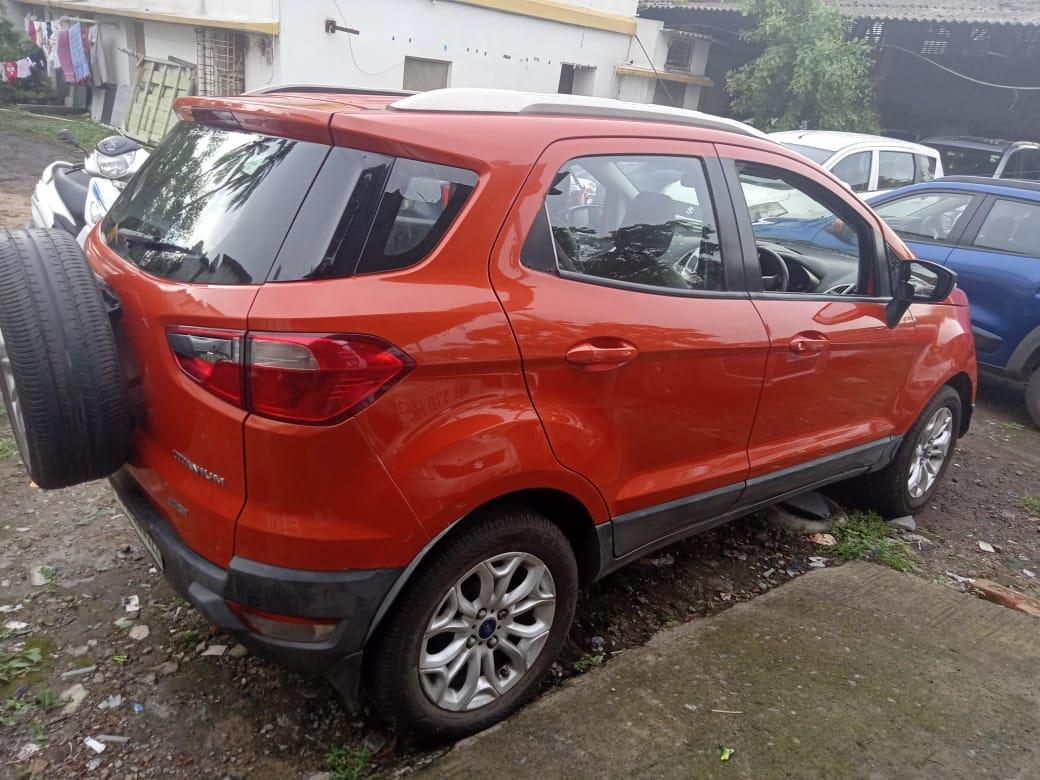 Ford EcoSport 1.5 TDCi Titanium BSIV