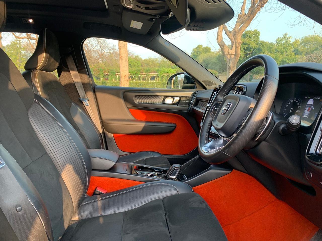Volvo XC40 D4 R-Design