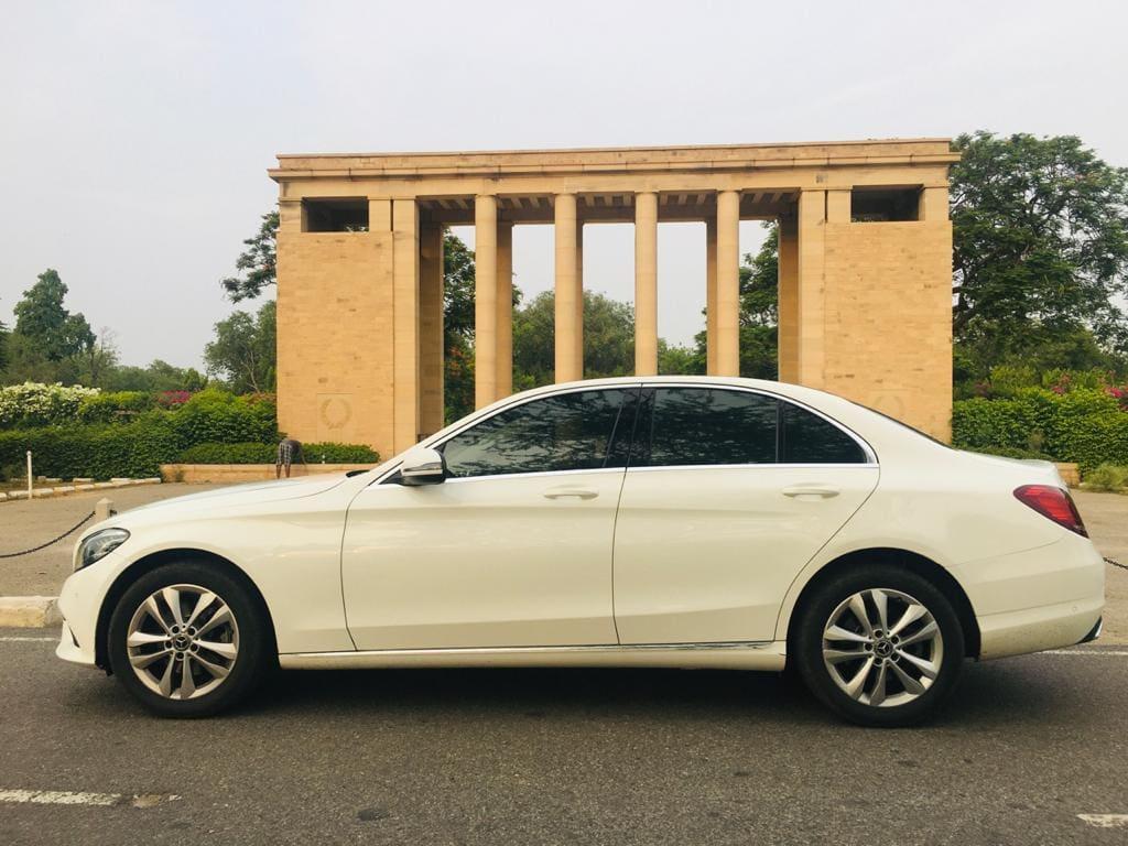 Mercedes-Benz C-Class Progressive C 220d