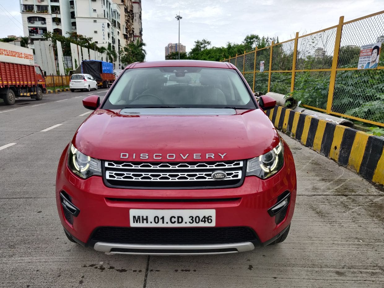 Land Rover Discovery Sport TD4 HSE 7S