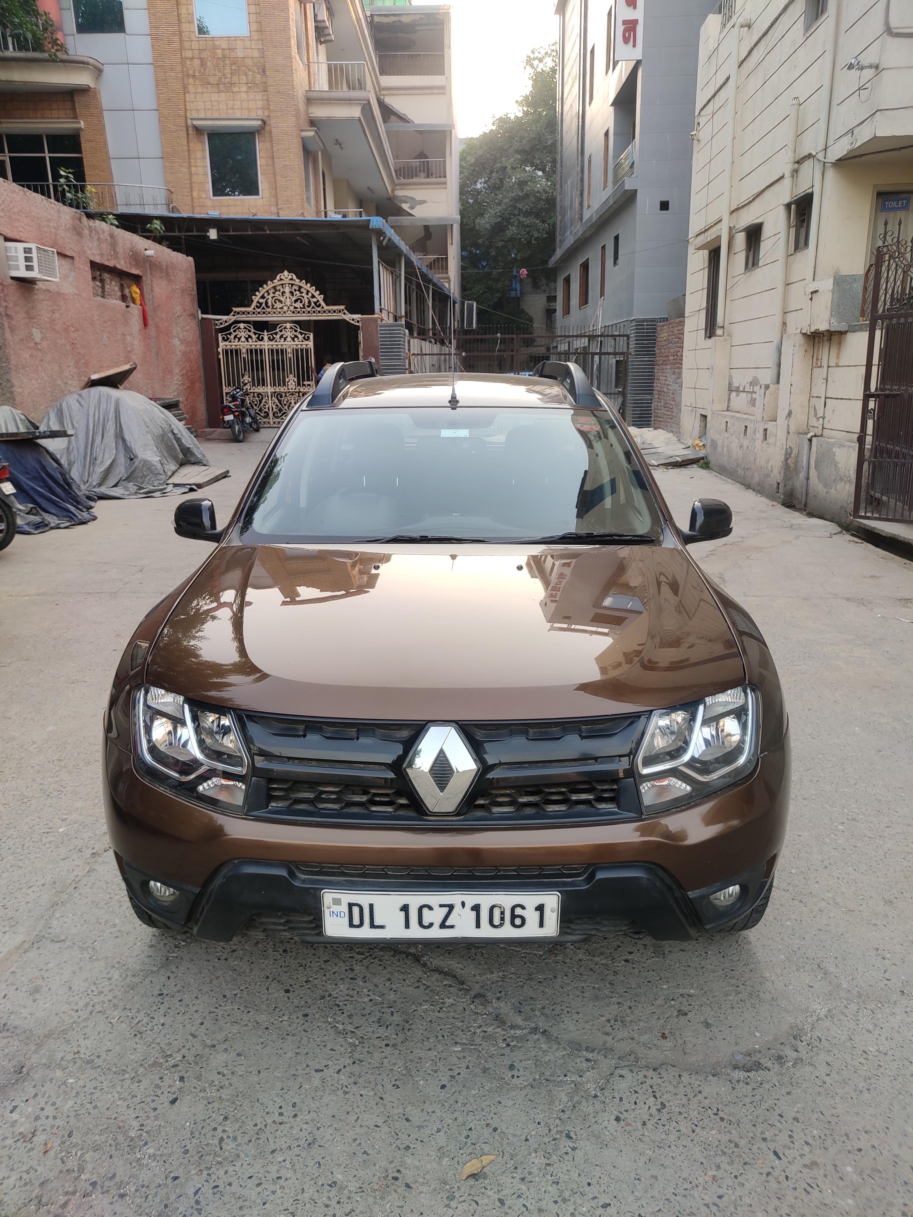 Renault Duster 2016-2019 Petrol RXS CVT