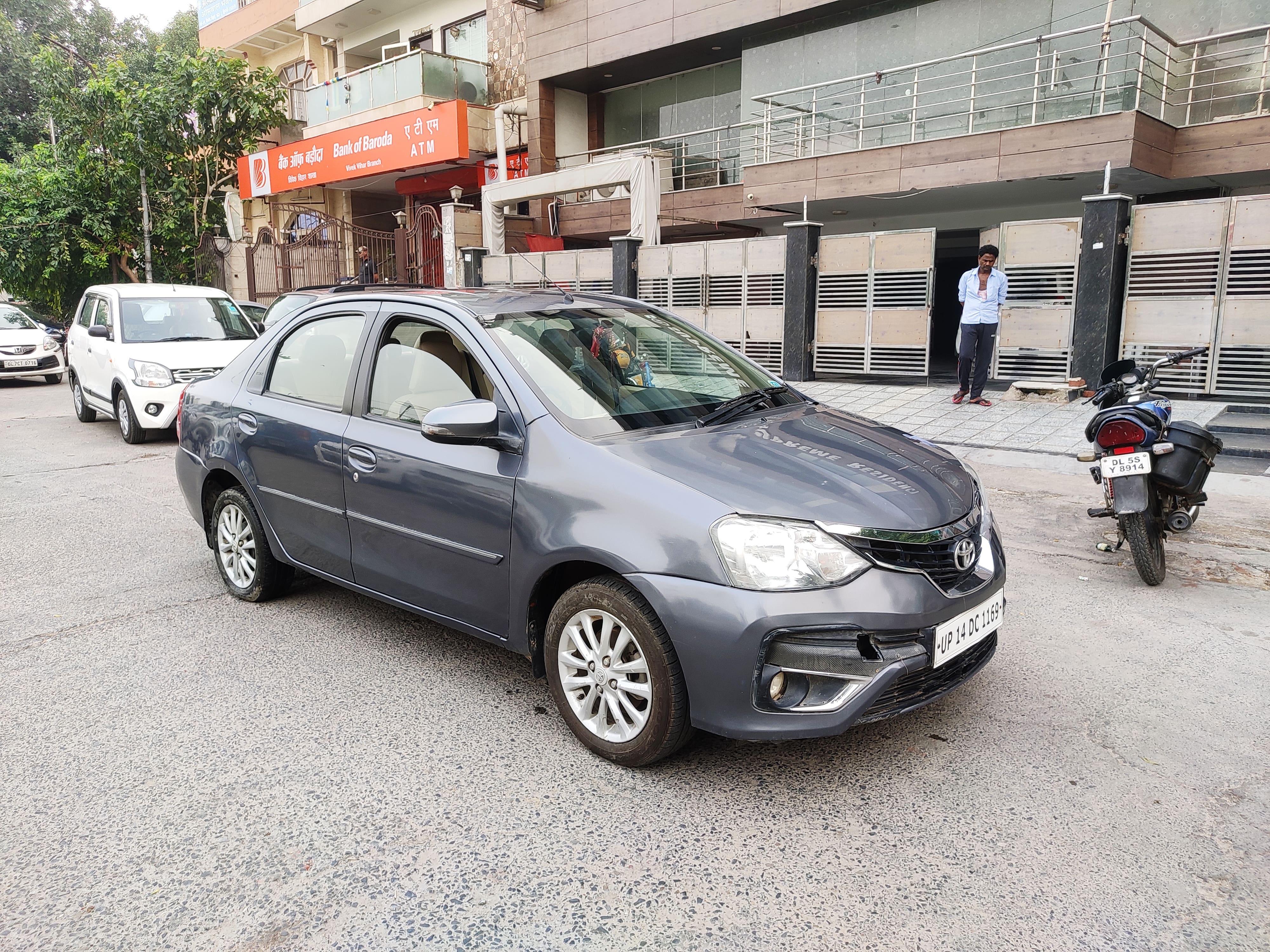 Toyota Etios 2014-2016 VXD