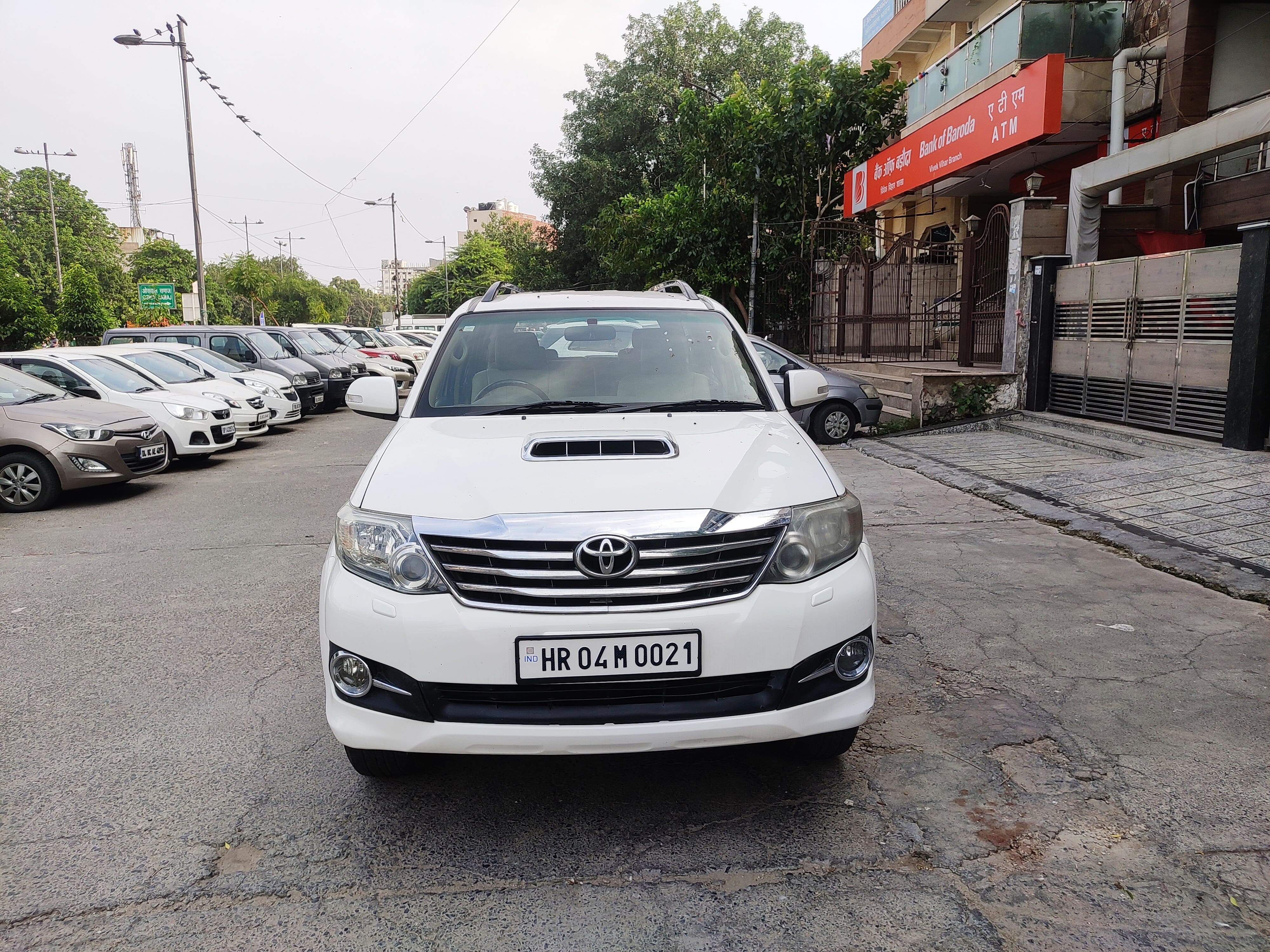 Toyota Fortuner 2.8 2WD AT BSIV