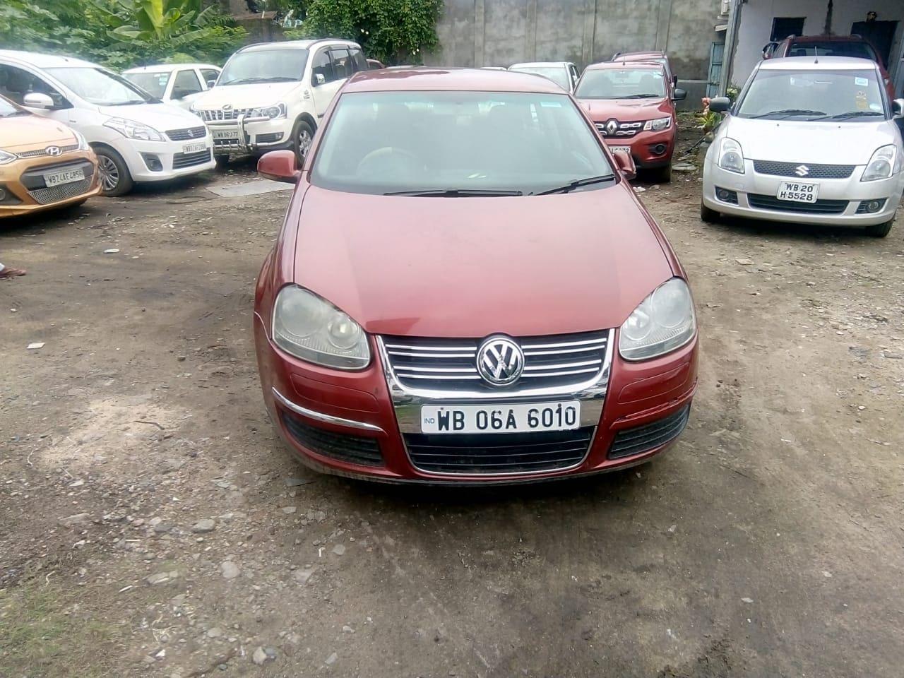 Volkswagen Jetta 2007-2011 1.6 Trendline