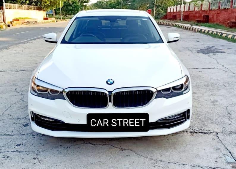 BMW 5 Series 2013-2017 520d Luxury Line