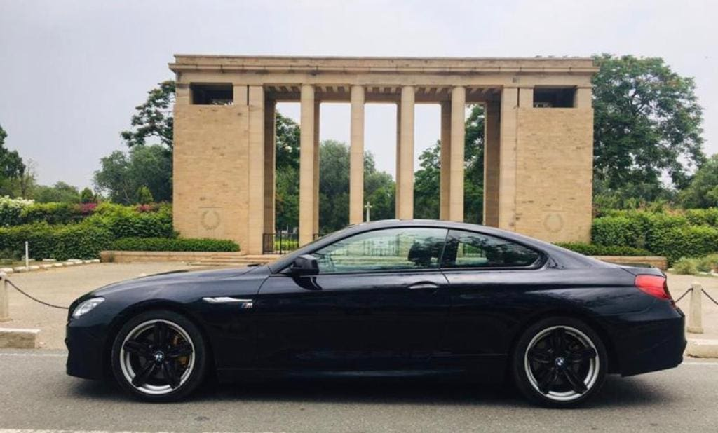 BMW 6 Series 2008-2011 640d Coupe