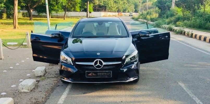 Mercedes-Benz CLA 200 CGI Sport