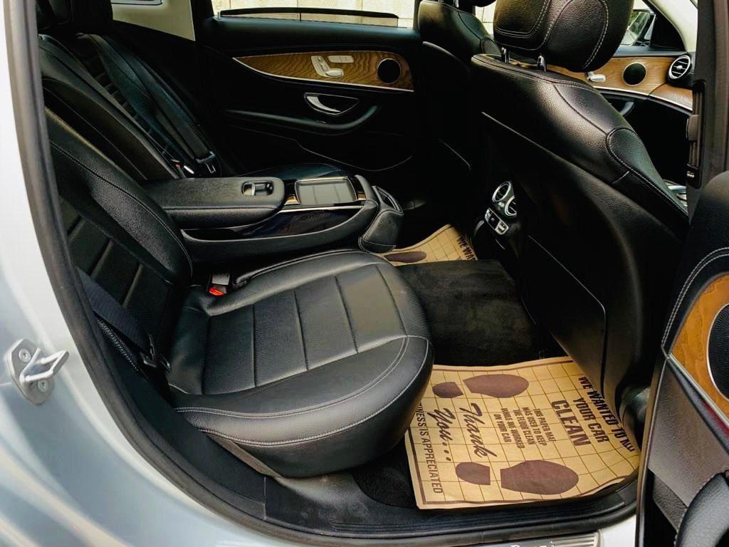 Mercedes-Benz E-Class 2009-2013 E 220 CDI Avantgarde