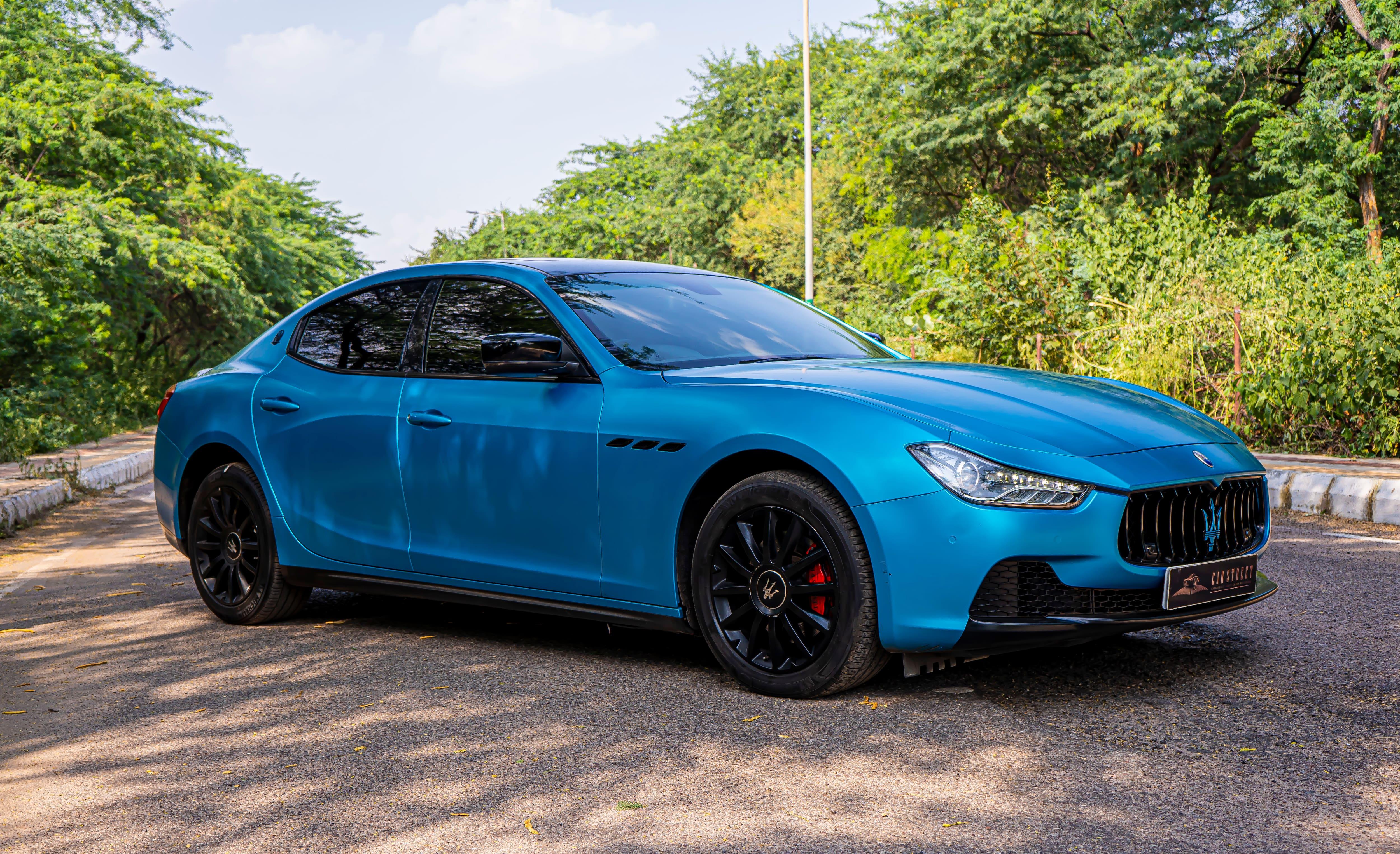 Maserati Ghibli Diesel BSIV
